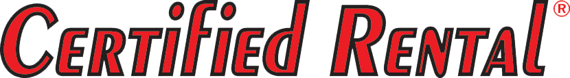 Certified Rental Logo